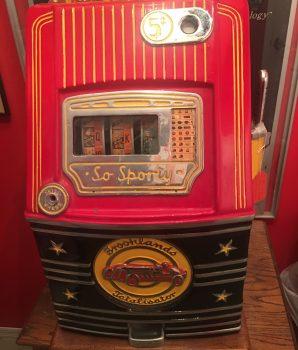 Brooklands Totalisator So Sporty Slot Machine