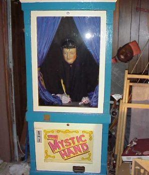 Mystic Hand Fortune Teller