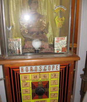 Genco Gypsy Grandma Horoscope Fortune Teller