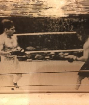 "Mutoscope Reel – ""Gene Tunney vs Jack Dempsey, Contender"""