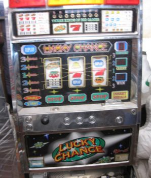 Lucky Chance Pachislo Slot Machine