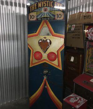 Mystic Eye Exhibit Supply Arcade Machine