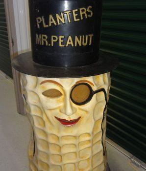 Vintage Planters Peanut Mr. Peanut Costume